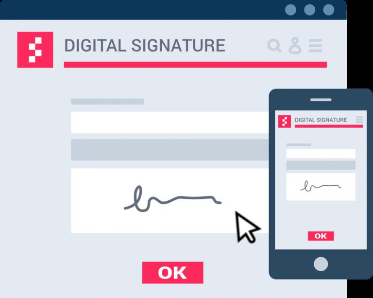 ClusterWall - Assinatura digital