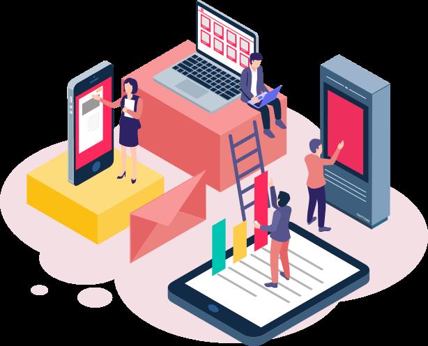 ClusterWall - Plataforma para comunicação e partilha de conteúdos digitais
