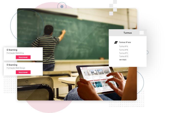 ClusterWall - Documentos digitais escolares