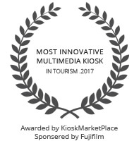 PARTTEAM & OEMKIOSKS - WORLD´S MOST INNOVATIVE MULTIMEDIA KIOSK IN THE TOURISM SECTOR