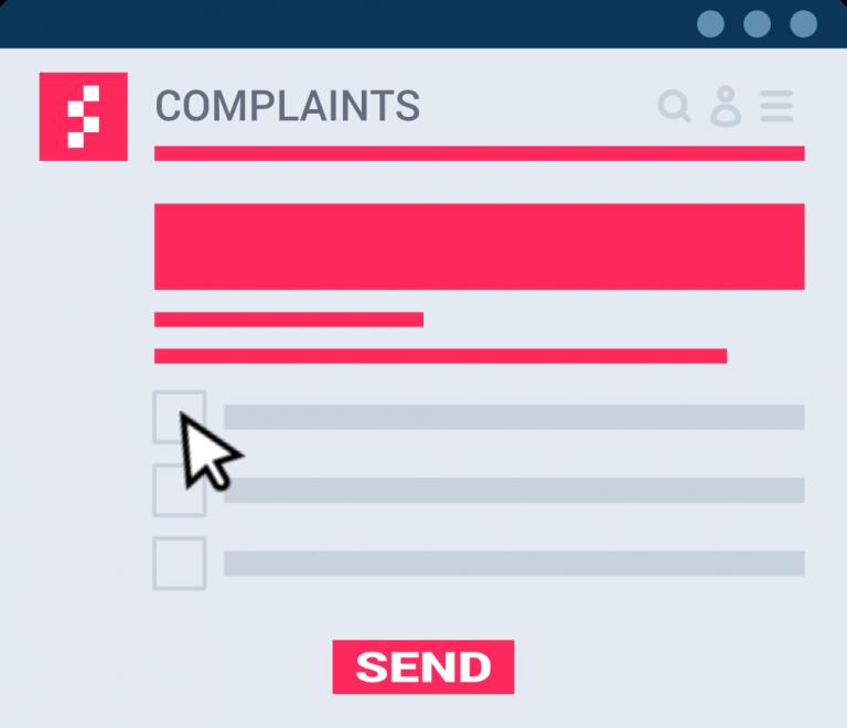 ClusterWall - Complaints