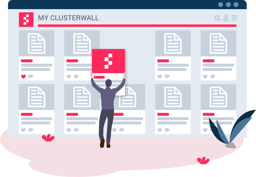 Software ClusterWall - PARTTEAM & OEMKIOSKS