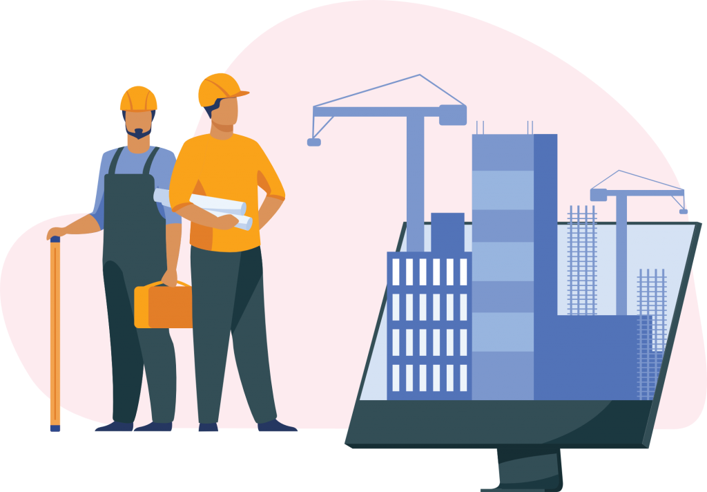 ClusterWall - Registo de entrada e saída de trabalhadores