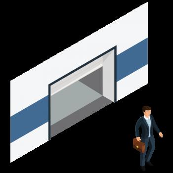 ClusterWall - Sistema de Gestão de Visitas e Acessos